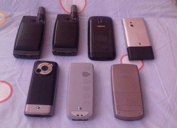 Κινητά Nokia, Sony Ericsson, Samsung. Δίνονται για σε Αχαρνές