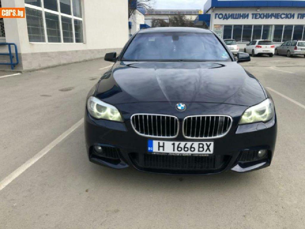 BMW 550 2011