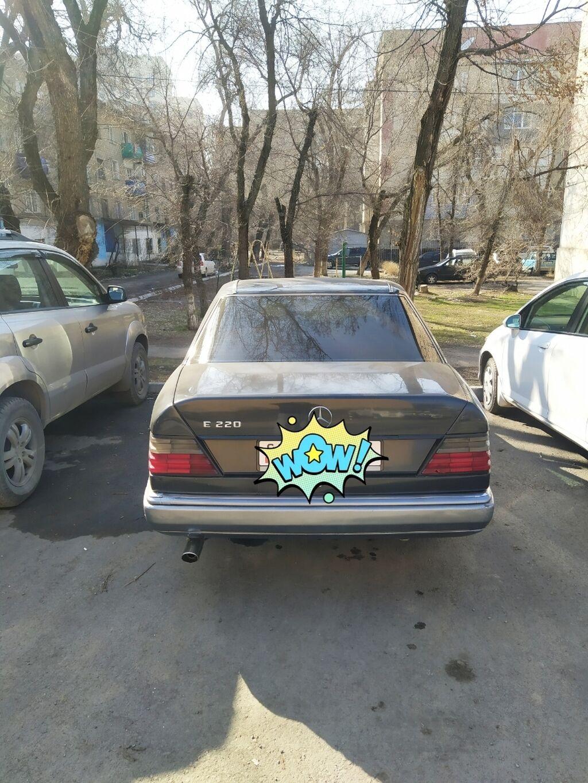Mercedes-Benz E 220 2.2 л. 1992 | 280 км: Mercedes-Benz E 220 2.2 л. 1992 | 280 км