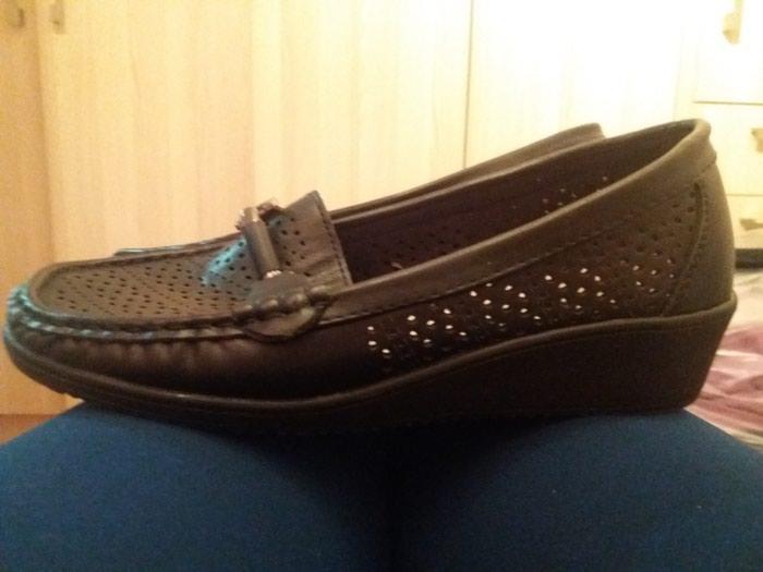 Bukvalno nova obuca za zene  baletanke br.37 crne cipele br.36. Photo 2