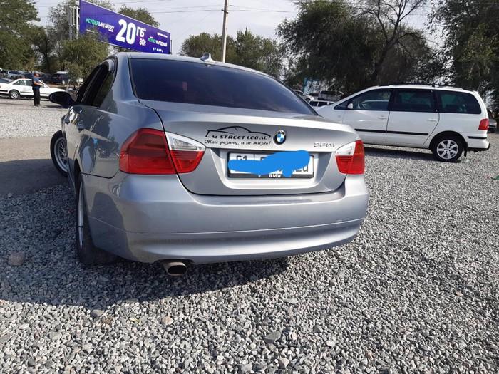BMW 3 series 2005. Photo 1