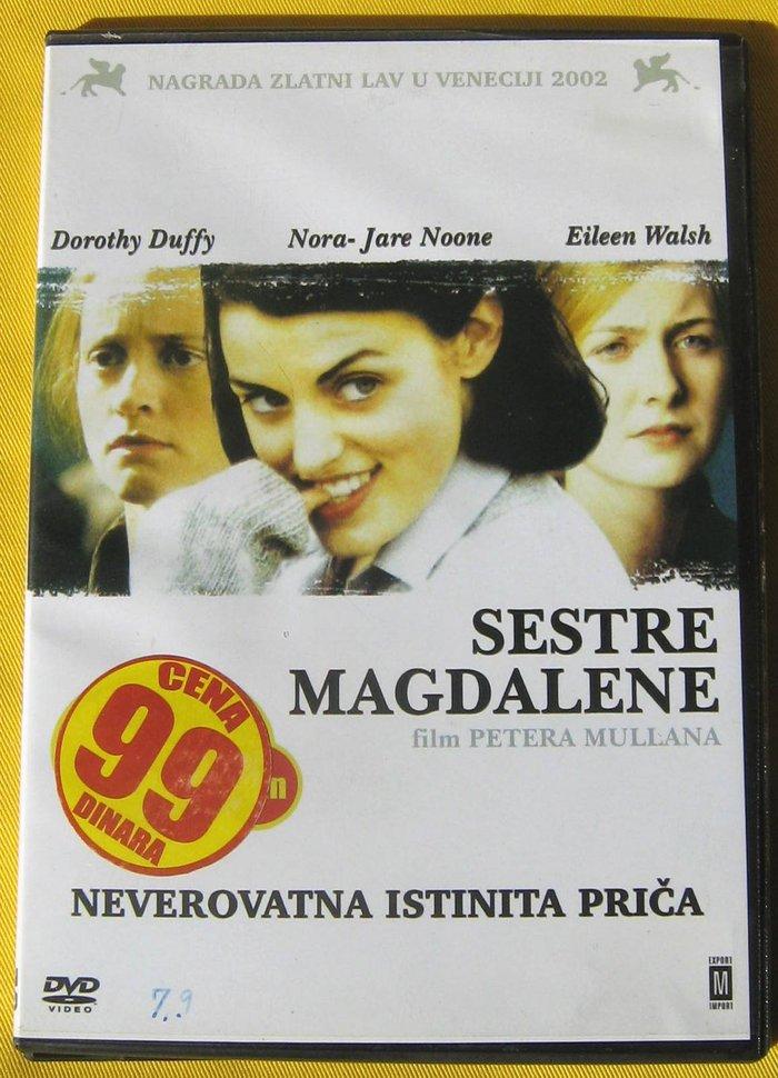 Film: Sestre Magdalene (The Magdalene Sisters).  Format: DVD Žanr: - Beograd