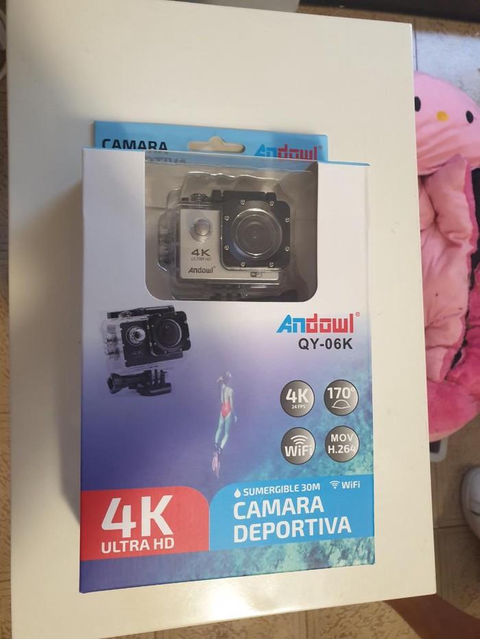 Κάμερα αδιάβροχη 4k καινούρια. Photo 0