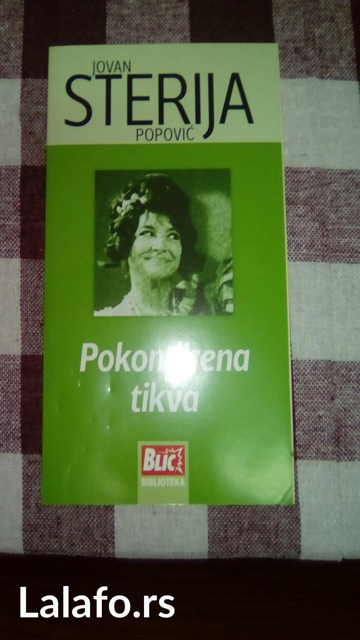 Jovan Sterija Popović Pokondirena tikva - Valjevo