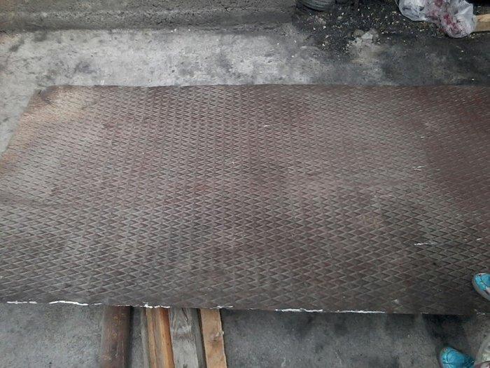 Проушина прямая 2,0 мм 90х40 мм цинк СибрТех 46504