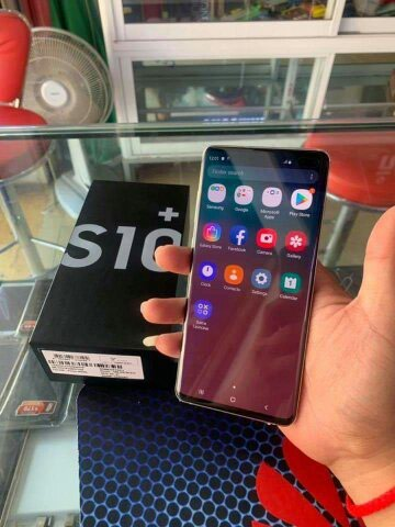 Brand New Samsung Galaxy S10+ With Full Accessouries in Box. Photo 0