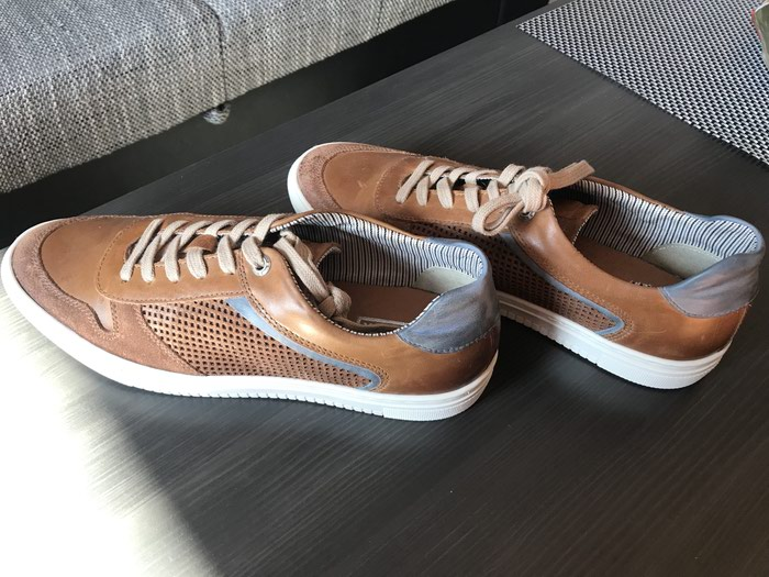 URBAN X muske cipele kozne br 44. Photo 3