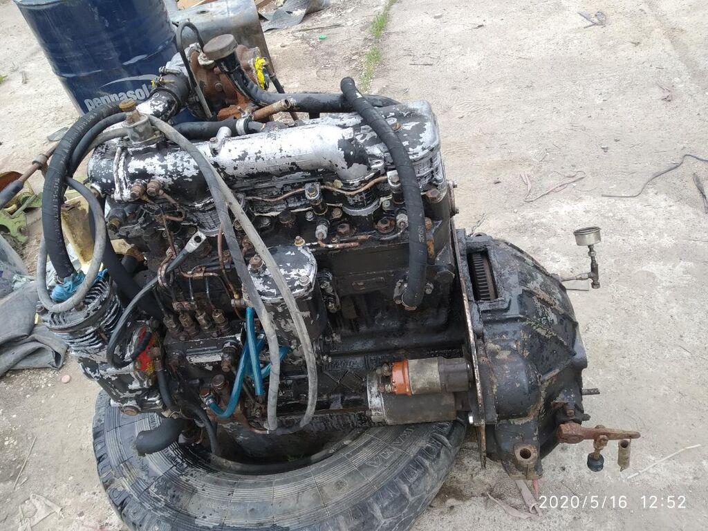 Продаю двигатель МТЗ д245 с турбиной