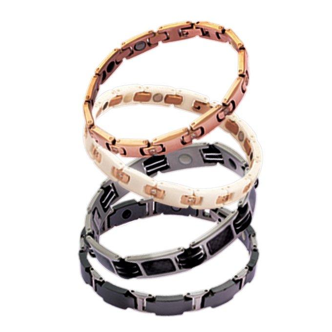 Титановые магнитные браслеты в Бишкек