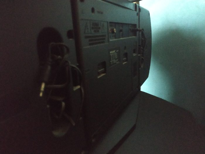 Kohne kaset magintafon gencede islek veziyetdedi. Photo 1