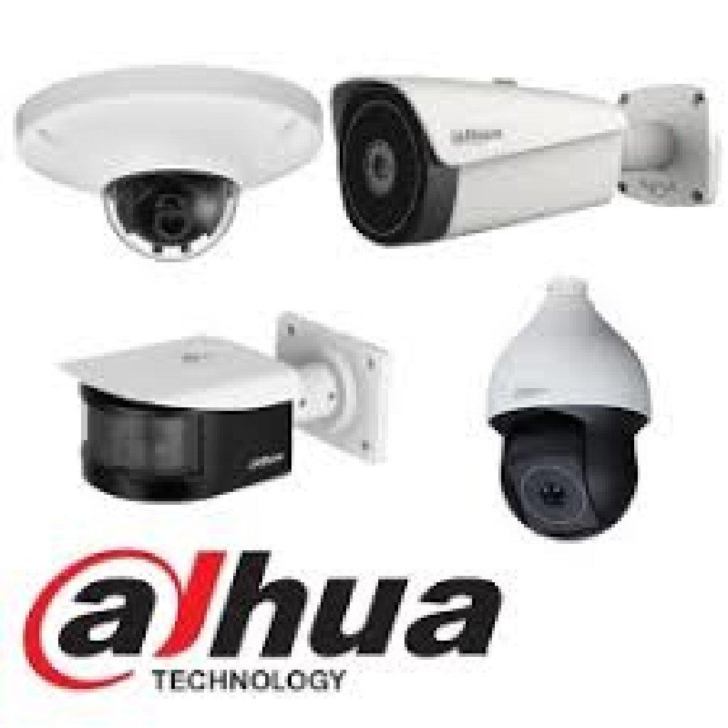 Установка камера IP и аналог