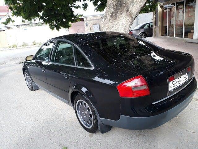 Audi A6 2001. Photo 0