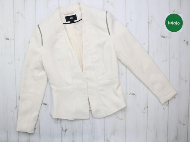 Костюмы в Киев: Стильный брендовый женский пиджак H&M,р