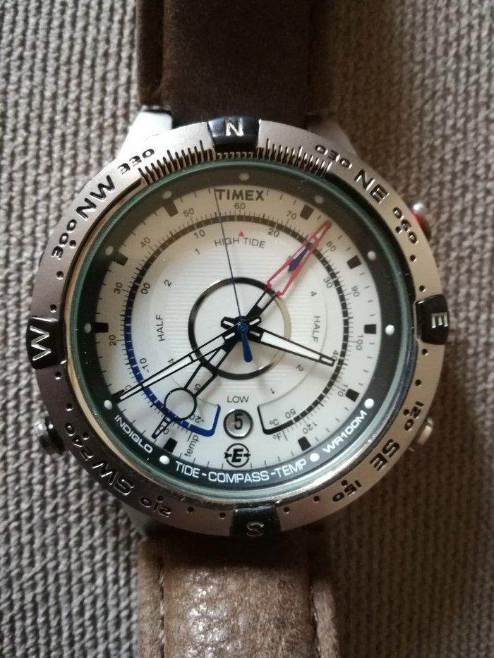 Ρολόι timex expedition tide