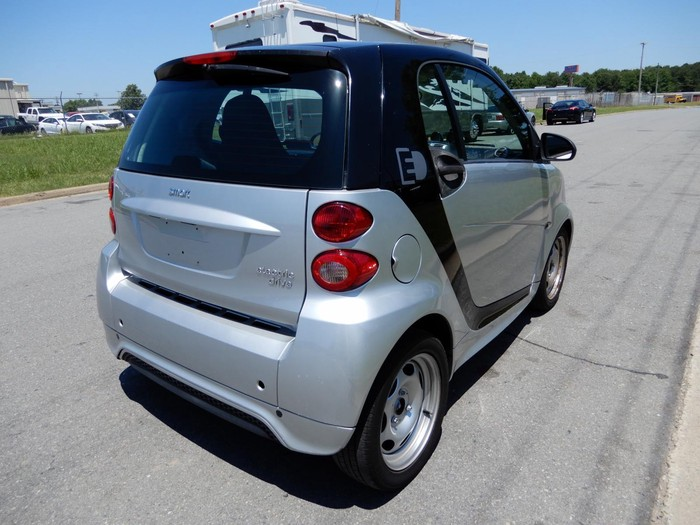 Smart Fortwo 2016. Photo 3