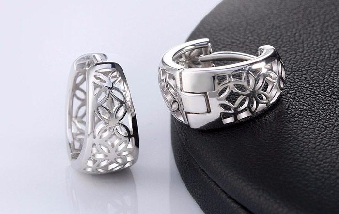 Karike sterling silver. Photo 0
