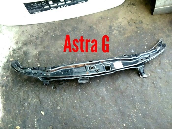 Opel Astra G Kapot Paneli Müxtəlif rənglərdə var. Photo 0