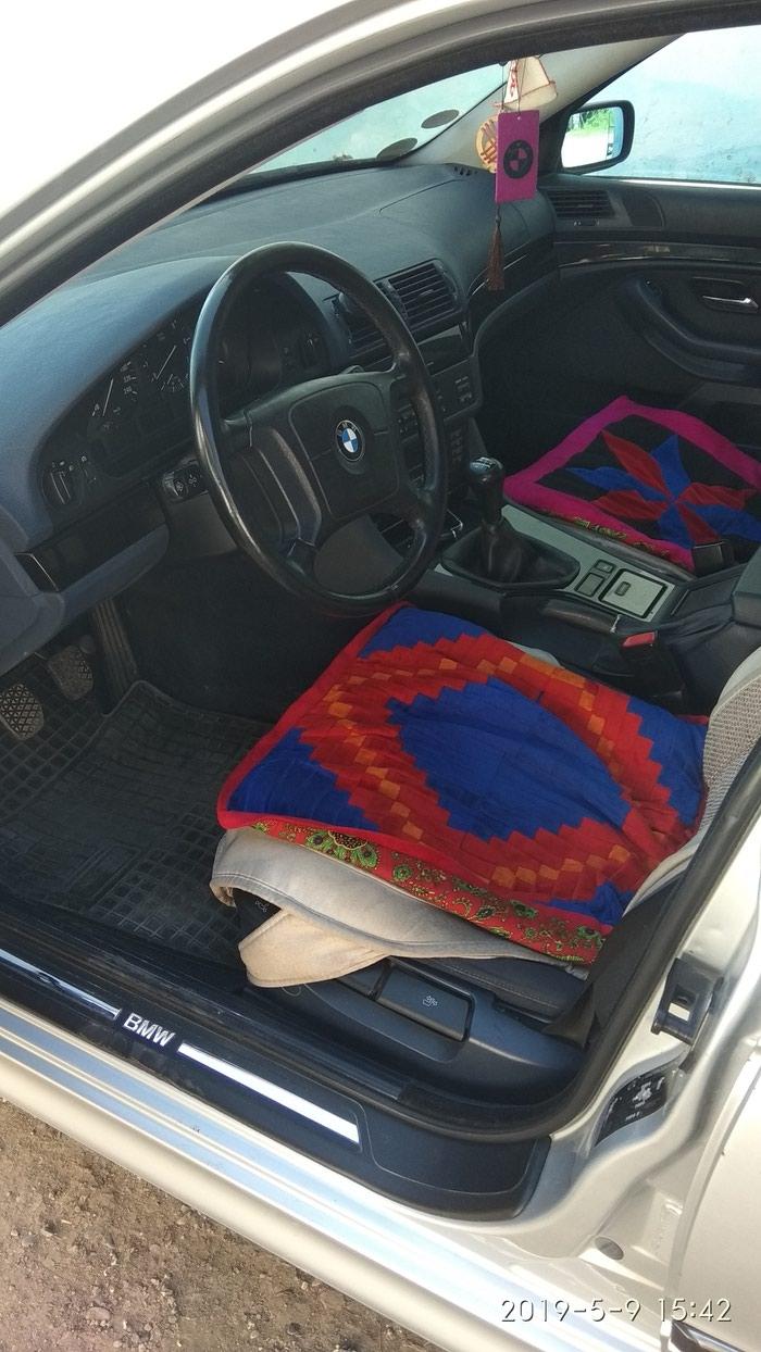 BMW 520 2000. Photo 5