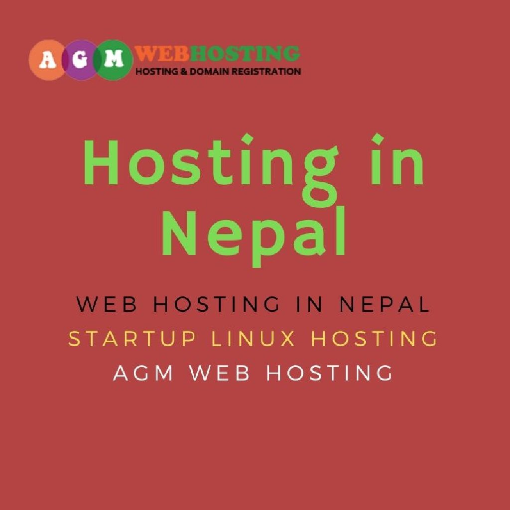 Hosting in Nepal at  cheapest startup Linux Hosting Plan with additional value added benefits and enjoy maximum uptime for your running website