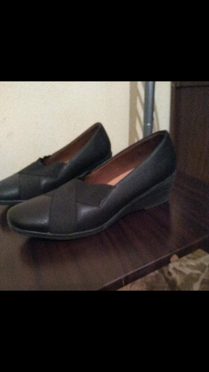 Γυναικεία παπούτσια Versa  δερμάτινα. Photo 0