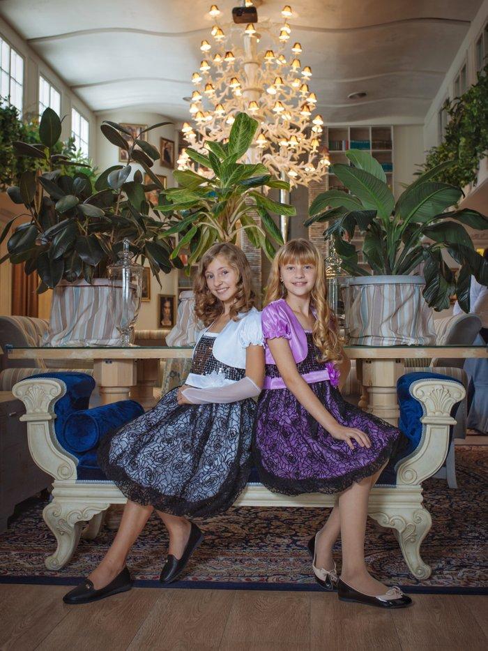 Платье для девочки на 9-13 лет Не знаете что надеть дочке на свадьбу с в Бишкек