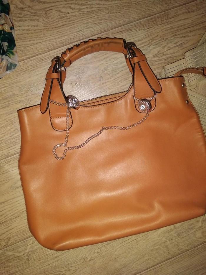 Кожаная сумка.б/у.  . Photo 0