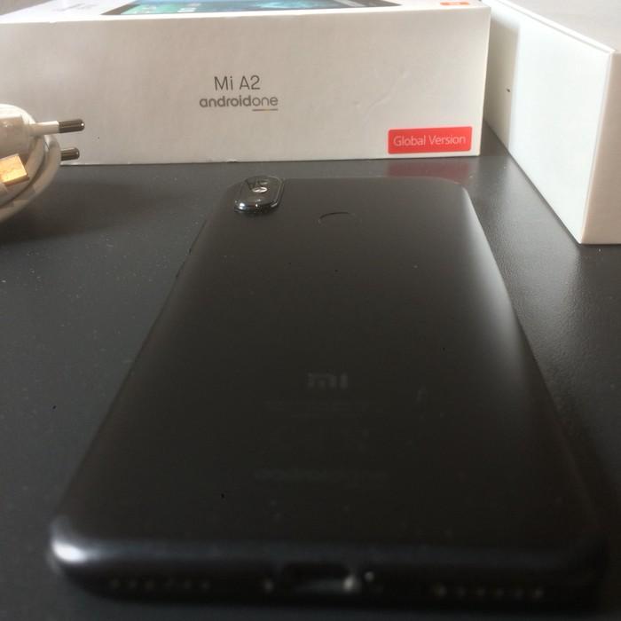 Μεταχειρισμένο Xiaomi Mi A2 64 GB μαύρος. Photo 5
