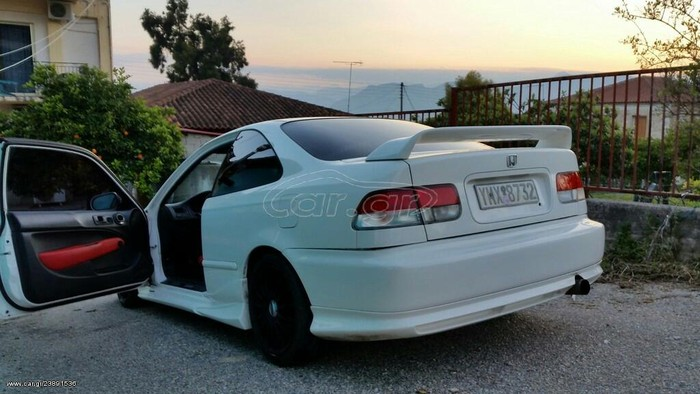 Honda Civic 1997. Photo 0