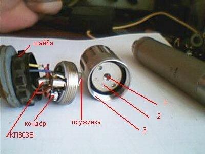 Mikrofonlar təmiri. ремонт микрофонов. Photo 1
