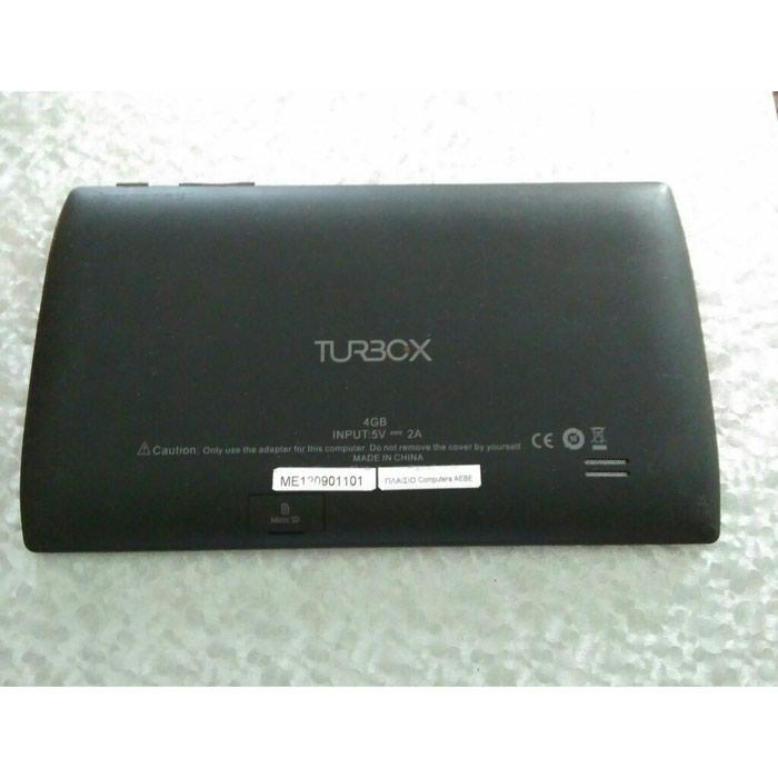 Tablet turbo-x . η οθόνη δεν λειτουργεί. . Photo 0