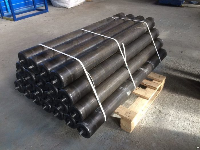 Ролики для транспортерной ленты. Photo 4