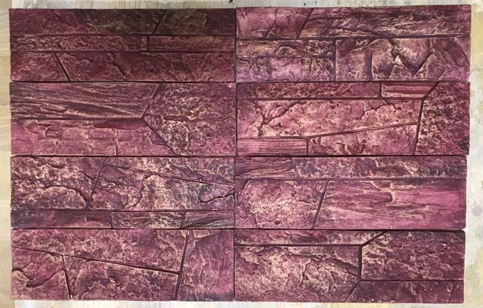 Декоративные кирпич(гипсовая плитка искусственный камень и  балесины . Photo 5