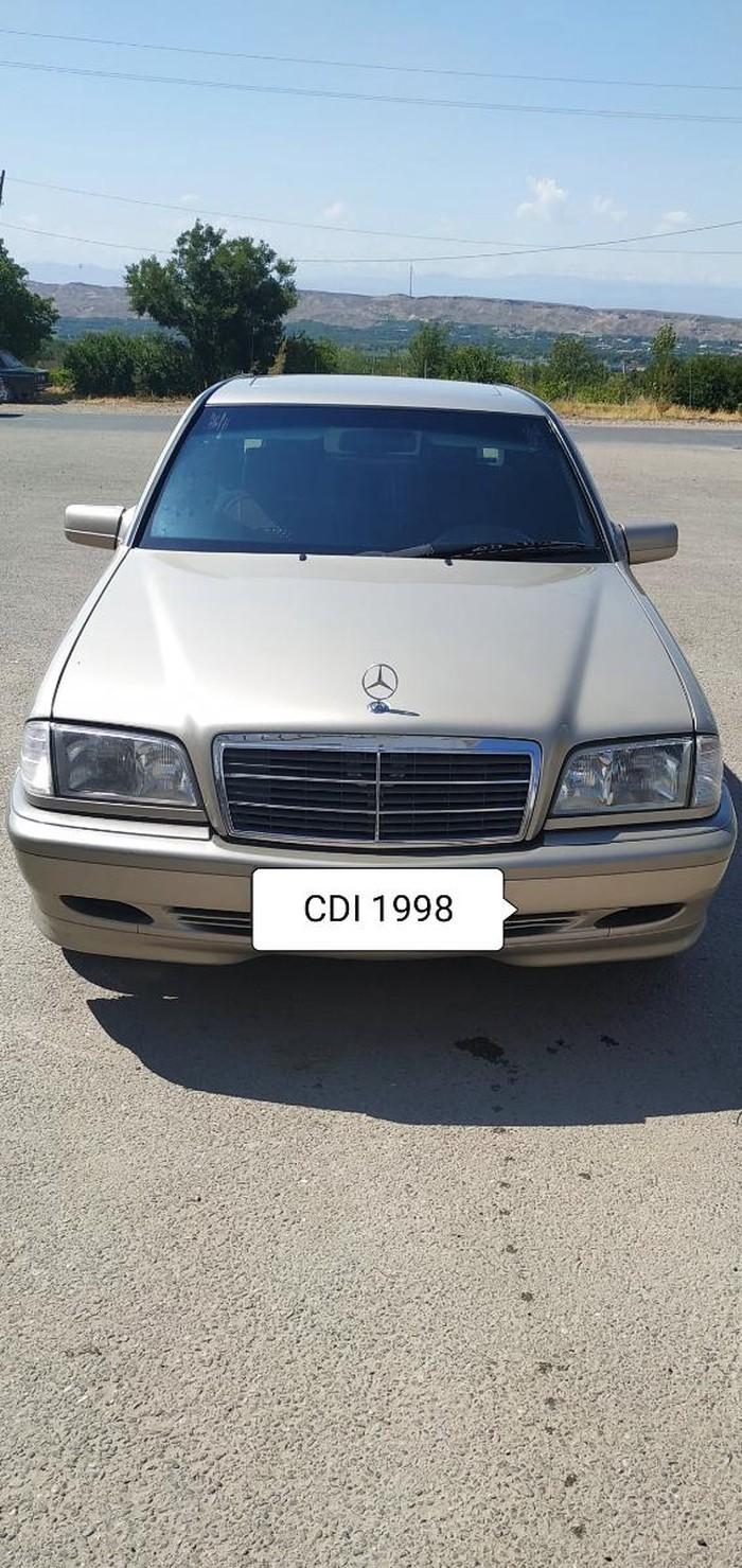 Mercedes-Benz C 200 1998. Photo 0