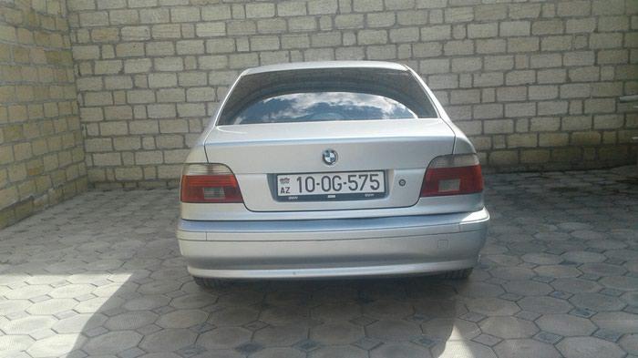BMW 523 1996. Photo 2