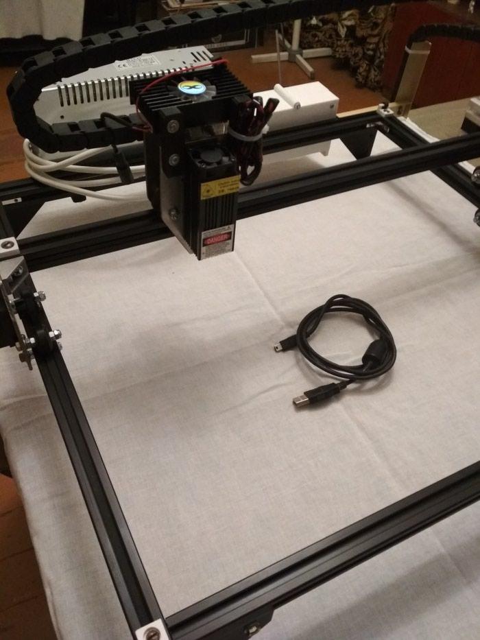 Cnc Lazer graver 5.500mv 15000 mv. Photo 2