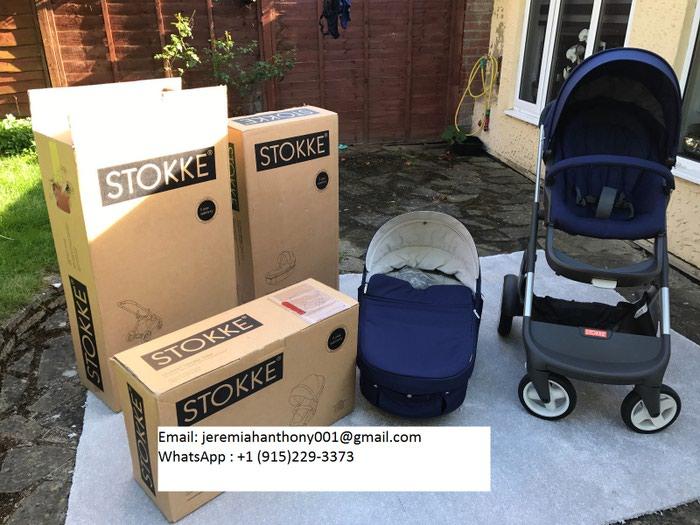 Brand New Stokke Xplory V4 καροτσάκι. Photo 0