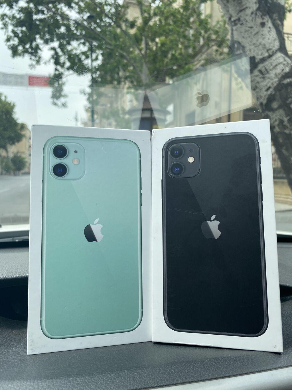 Yeni IPhone 11 64 GB Yaşıl: Yeni IPhone 11 64 GB Yaşıl