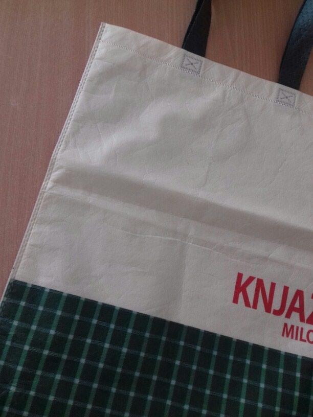 Najlon torba . Nije koriscena .. Photo 2