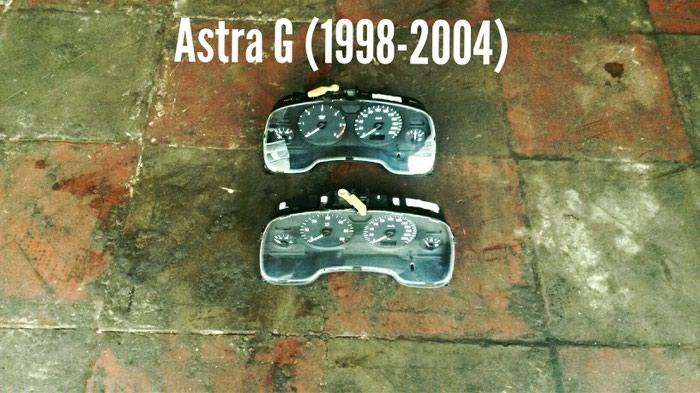 Opel Astra G Dizel Priboru. Photo 0