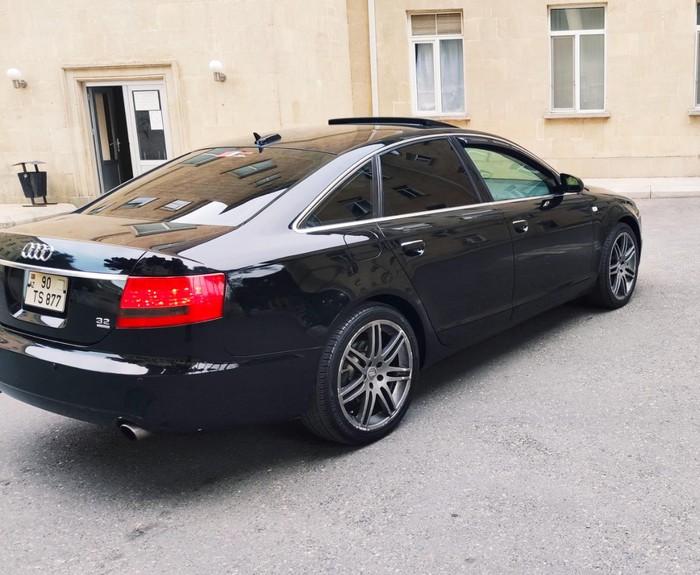Audi A6 2005. Photo 2