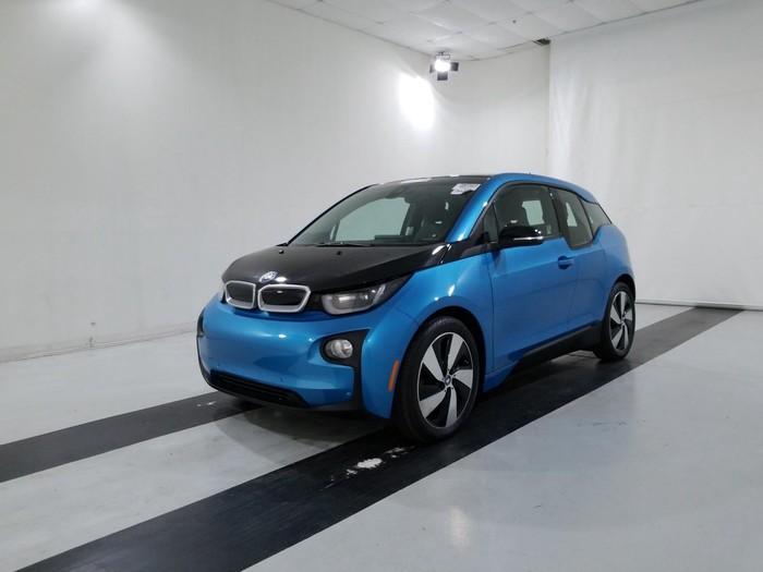 BMW i3 2017. Photo 0
