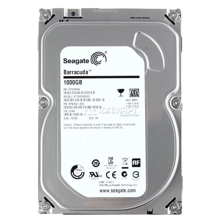 Жесткий диск Seagate 1TB в Душанбе