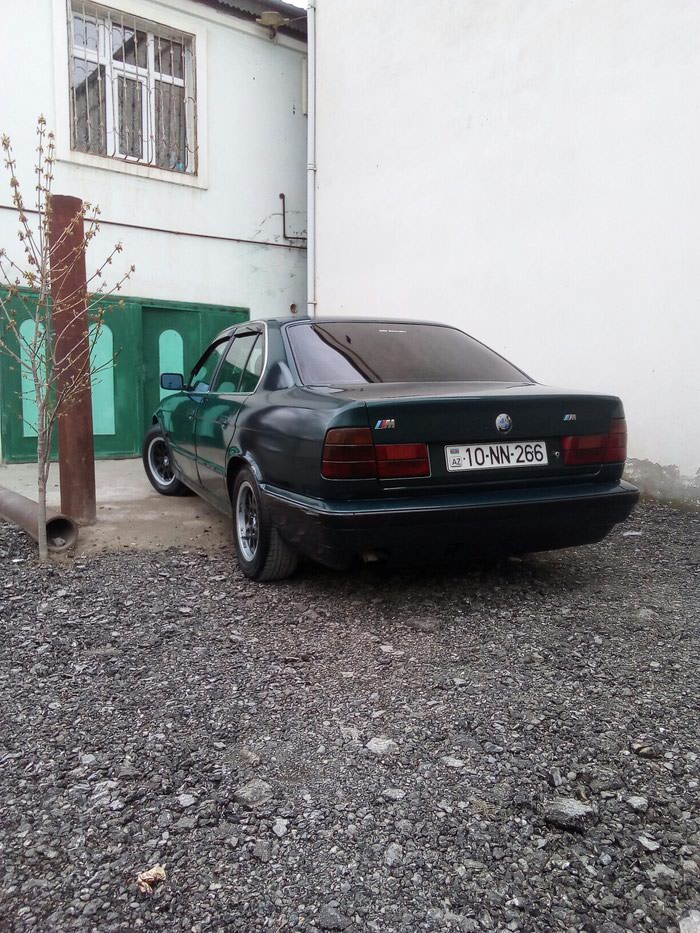 BMW 525 1993. Photo 1