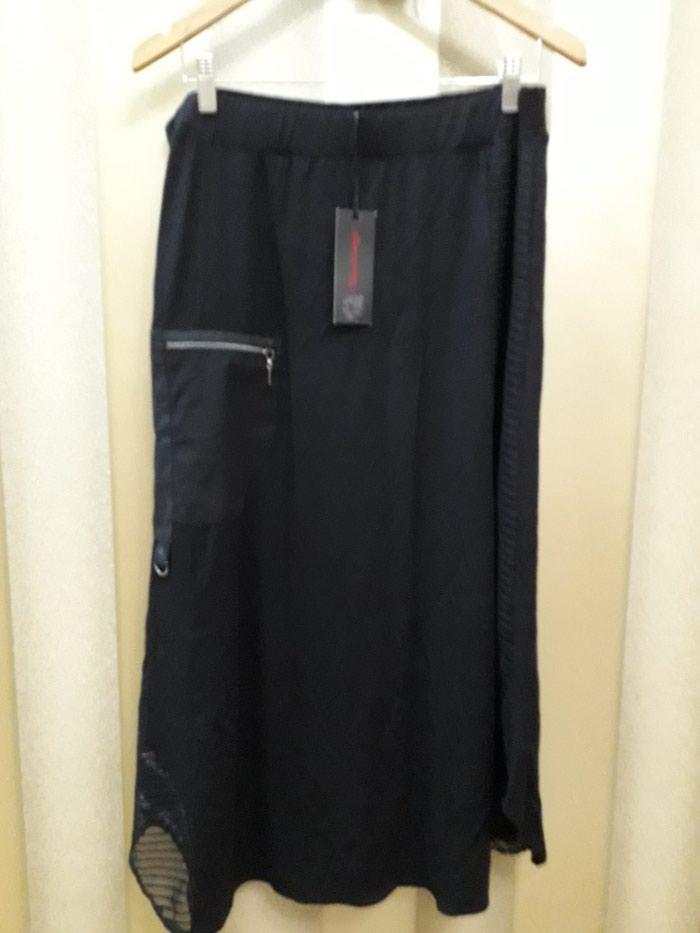 НОВАЯ турецкая женская юбка в талии 42 см длина 90. Photo 3