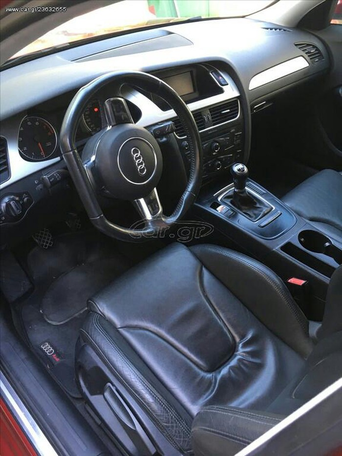 Audi A4 1.8 l. 2009 | 199000 km
