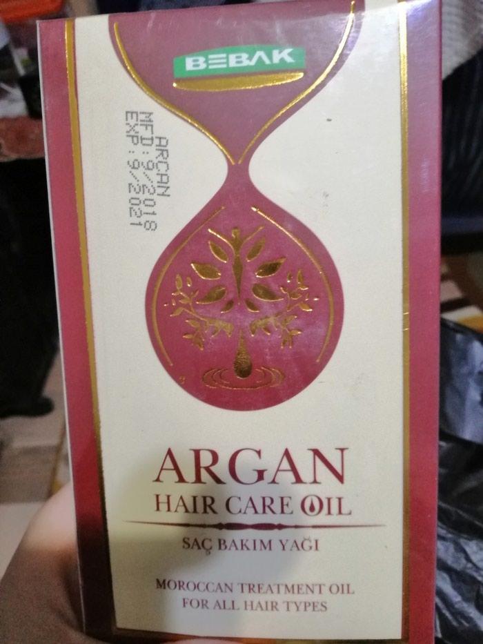 Аргановое масло: супер-свойства для волос, лица и тела в Душанбе