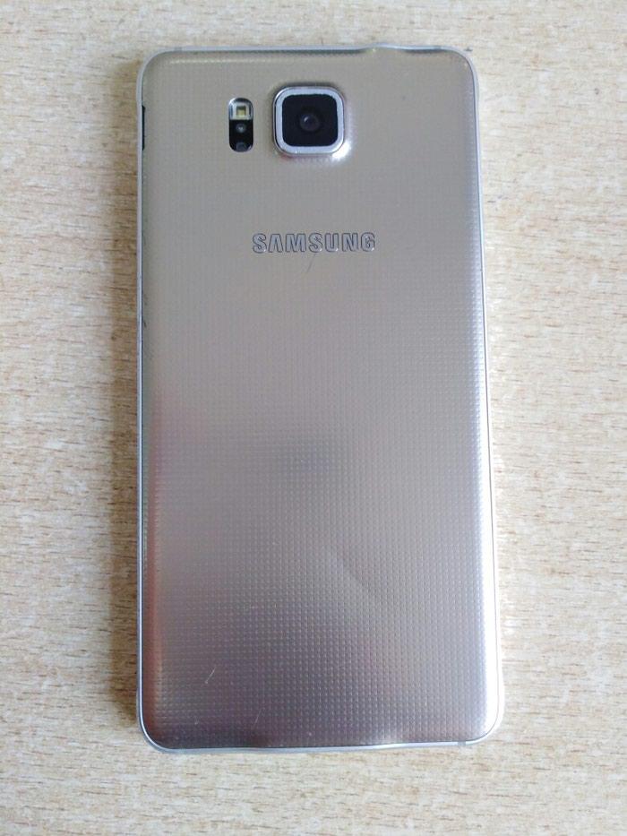 Samsung alpha 32GB 4G(LTE) отпечатка дубайский. Photo 4