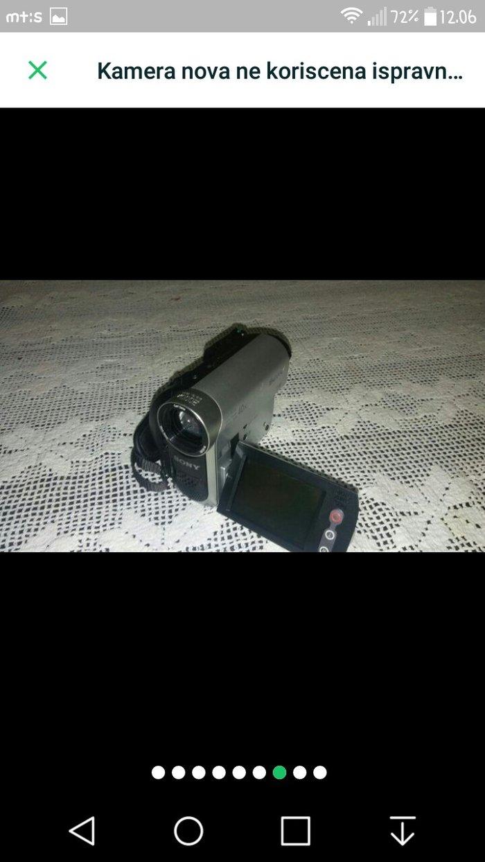kamera sony nova nekoriscena samo 1500 - Vranje