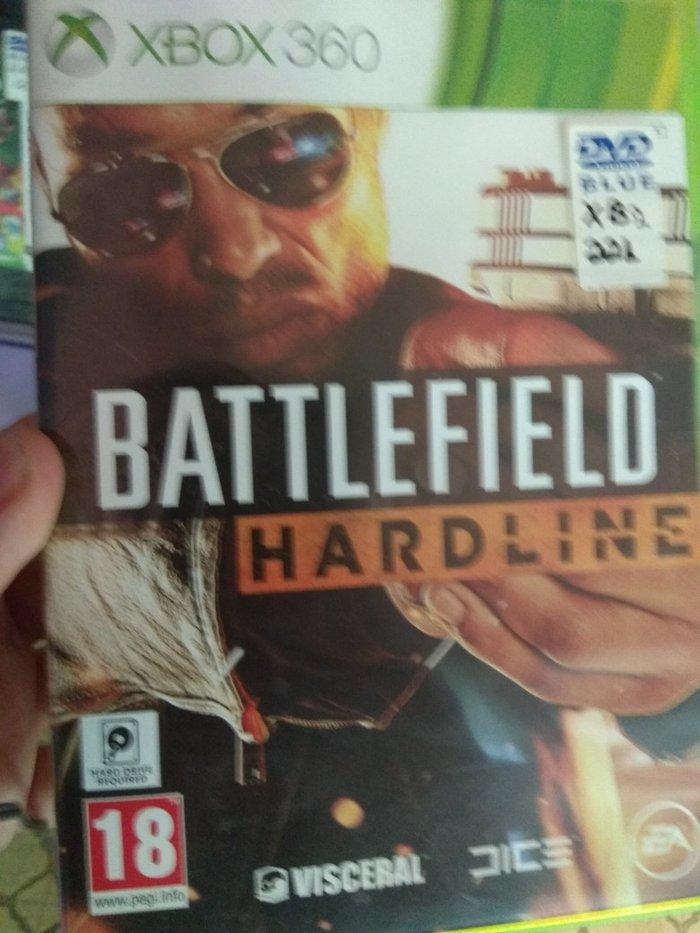 Battlefield Hardline XBOX ONE καινούργιο. Photo 1