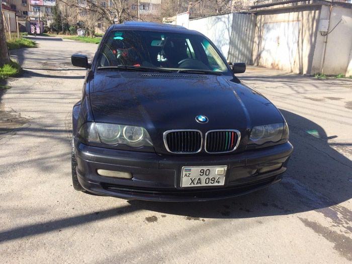 BMW 325 2001. Photo 8
